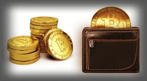 bitcoin-peněženka